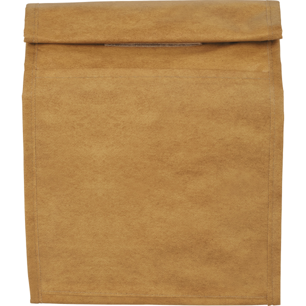 Brown Paper Bag 6 Can Lunch Cooler Stellar Designs Event Gift