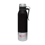 Clip-On Stainless Steel Vacuum Bottle - 25 oz